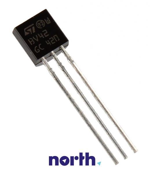 STBV42 Tranzystor TO-92 (npn) 400V 1A 3MHz,0