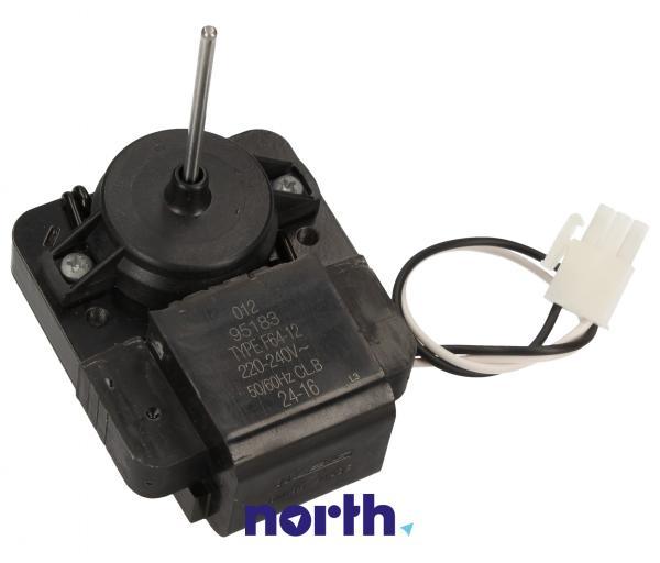 Silnik wentylatora do lodówki 611801200,0