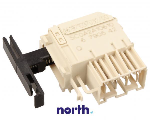 Wyłącznik   Włącznik sieciowy do pralki Whirlpool 481941029004,0