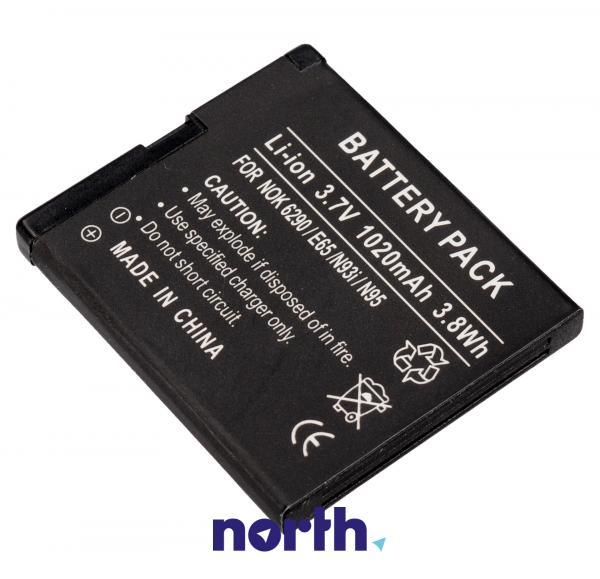 Akumulator | Bateria Li-Ion GSMA37096C 3.7V 900mAh do smartfona,0