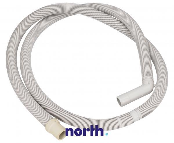 Rura | Wąż odpływowy 1.8m  do zmywarki 8996461335607,0