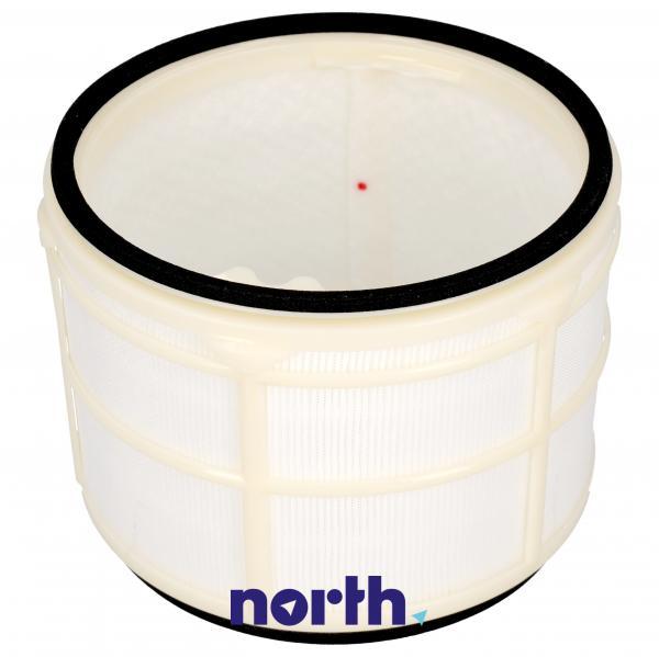 Filtr cylindryczny / hepa bez obudowy do odkurzacza - oryginał: 91608302,1
