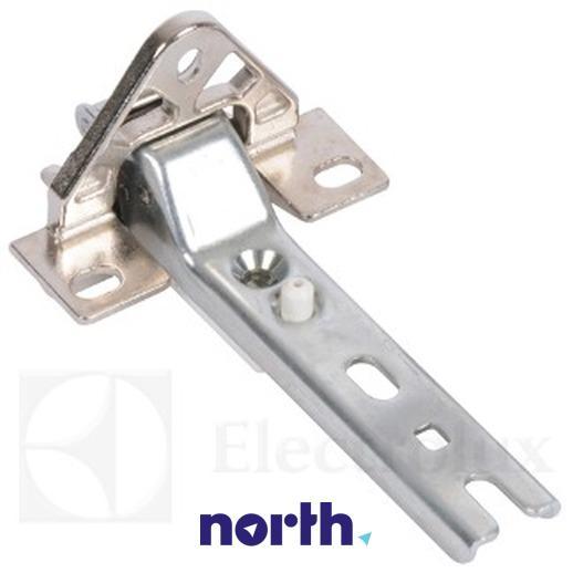 Zawias drzwi komplet do lodówki Electrolux 8996710710147,1