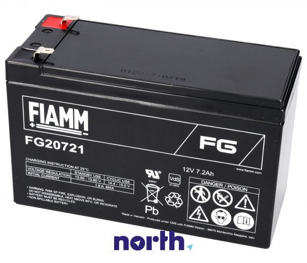 FG20721 Akumulator UPS 12V 7200mAh Fiamm (1szt.),0