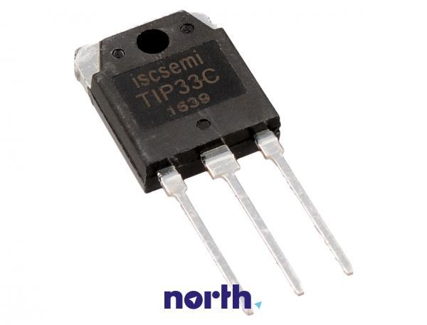 TIP33C Tranzystor TO-218 (npn) 100V 10A 3MHz,0