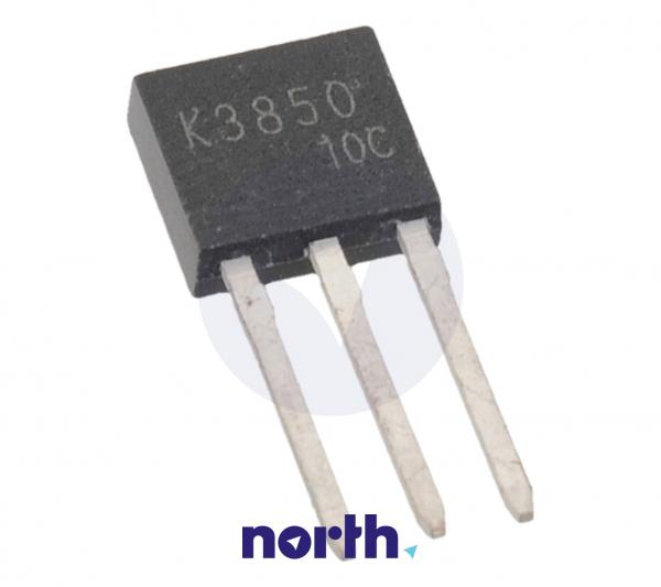 2SK3850TP Tranzystor TO-251 (n-channel) 600V 0.7A,0