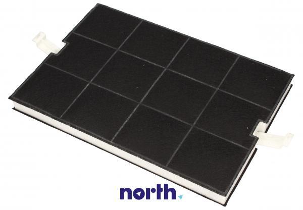 Filtr węglowy LZ51605 aktywny w obudowie do okapu Siemens 00351210,0