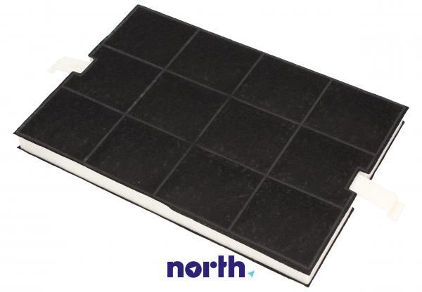 Filtr węglowy LZ51605 aktywny w obudowie do okapu Siemens 00351210,1