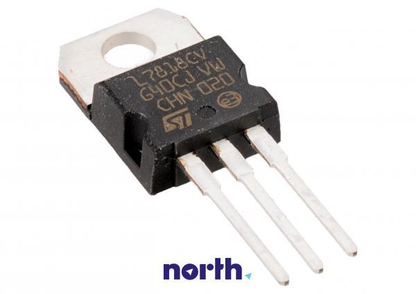 L7818CV to220-3 ic STMICROELECTRONICS,0