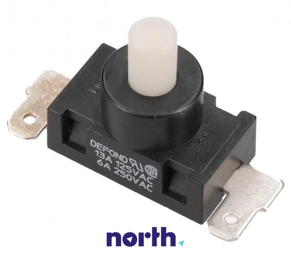 Włącznik sieciowy do odkurzacza - oryginał: 432200650580,0