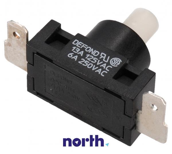 Włącznik sieciowy do odkurzacza - oryginał: 432200650580,1