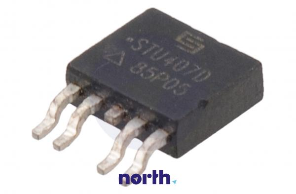STU407D Tranzystor TO-252-4 (n-channel) 40V 16A 75MHz,0