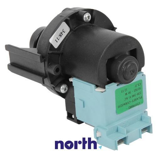 Pompa odpływowa kompletna (1245988801) do pralki Electrolux/AEG,2