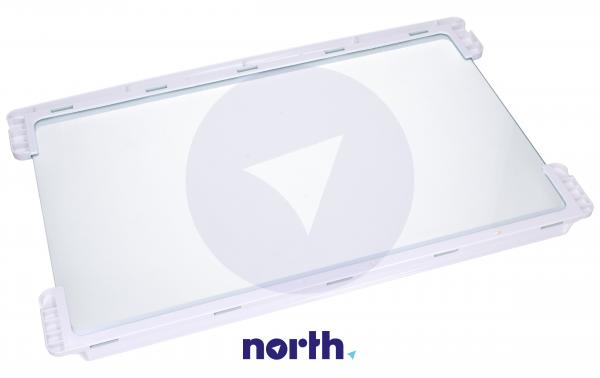 Szyba | Półka szklana kompletna do lodówki Ardo 493123500,1
