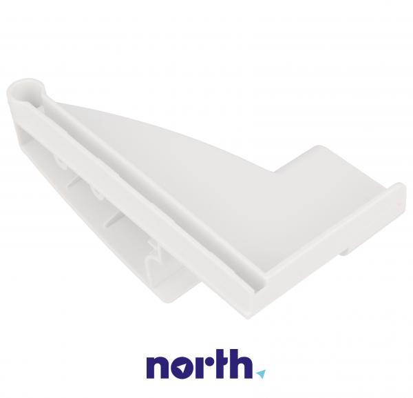 Wspornik   Mocowanie półki drzwi chłodziarki do lodówki Liebherr 743600400,2