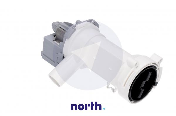 Pompa odpływowa kompletna (L71B014I1) do pralki Mastercook EBS0180046A,0