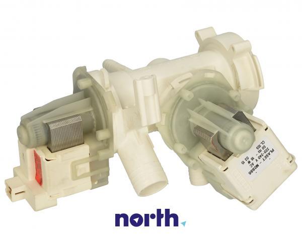 Pompa odpływowa kompletna (L71B016I6) do pralki Mastercook/Brandt,1