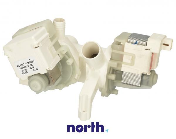 Pompa odpływowa kompletna (L71B016I6) do pralki Mastercook/Brandt,3