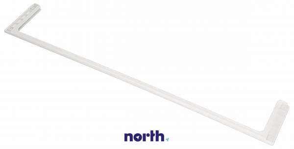 Listwa | Ramka przednia półki do lodówki Liebherr 741244800,1