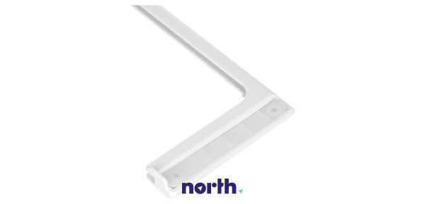 Listwa | Ramka przednia półki do lodówki Liebherr 741246400,2