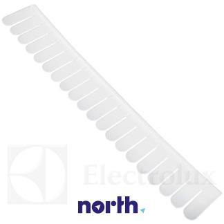 Grzebień półki na drzwi chłodziarki do lodówki Electrolux 2248311231,1
