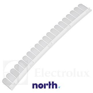 Grzebień półki na drzwi chłodziarki do lodówki Electrolux 2248311231,2