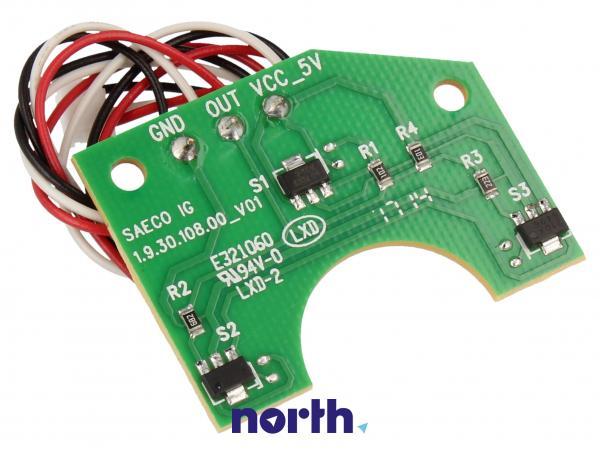 Płytka   Płytka sterujący przycisków panelu sterowania do ekspresu do kawy Saeco 996530004425,0