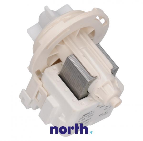 Silnik pompy odpływowej MSP287258 do pralki Miele,1