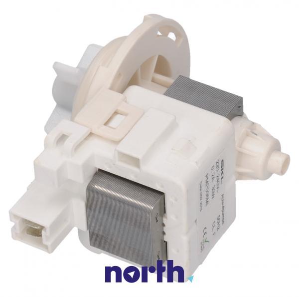 Silnik pompy odpływowej MSP287258 do pralki Miele,2