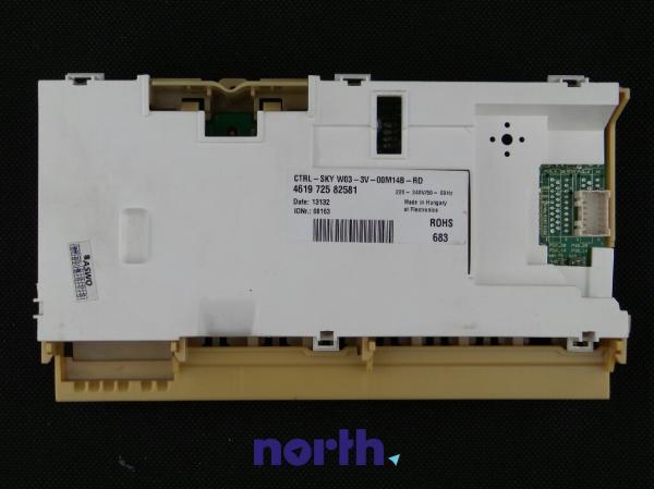 Moduł sterujący nieskonfigurowany do zmywarki Whirlpool 480140101968,0