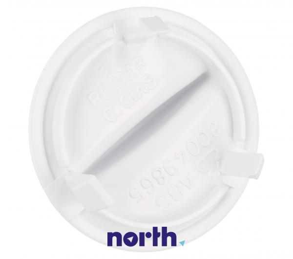 Gałka | Pokrętło programatora do pralki Candy 80049865,1