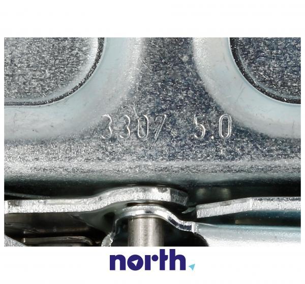Zawias drzwi (górny lewy / dolny prawy) do lodówki 37002350,3