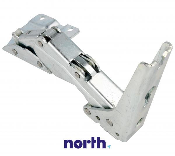 Zawias drzwi (górny prawy / dolny lewy) do lodówki Bosch 37002351 Hettich,4