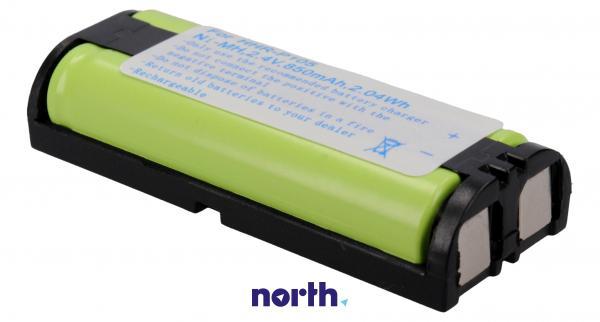 CPAA24017 Akumulator 2.4V 850mAh telefonu bezprzewodowego,0