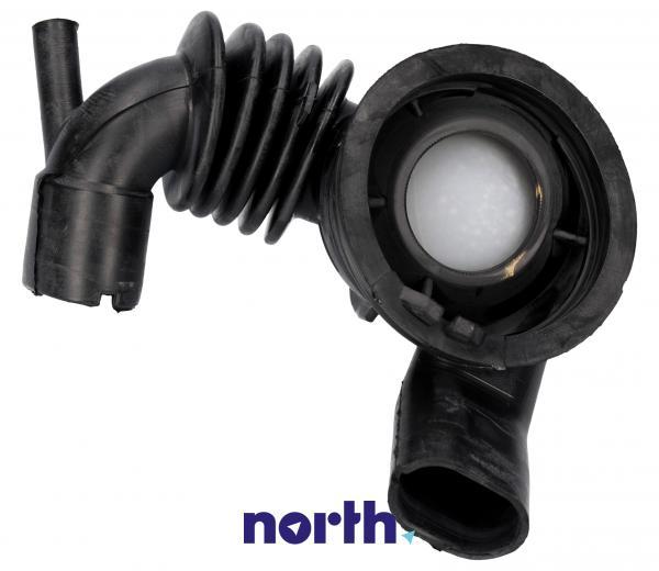 Rura | Wąż połączeniowy bęben - pompa gumowy do pralki Siemens 00480436,0