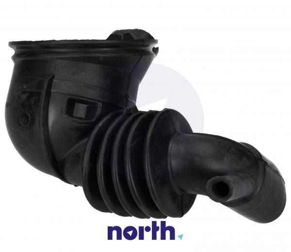 Rura | Wąż połączeniowy bęben - pompa gumowy do pralki Siemens 00480436,2