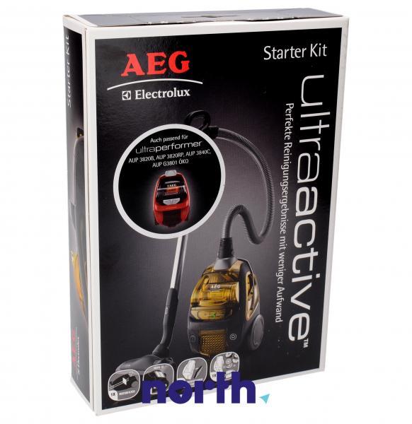 Zestaw startowy: filtry, wkład zapachowy do odkurzacza 9001663971,0