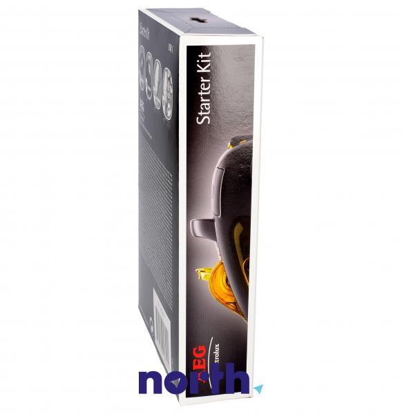 Zestaw startowy: filtry, wkład zapachowy do odkurzacza 9001663971,2