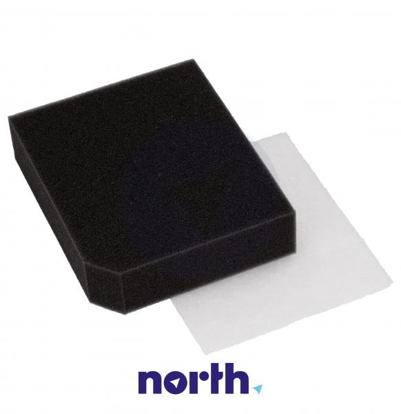 Zestaw startowy: filtry, wkład zapachowy do odkurzacza 9001663971,4