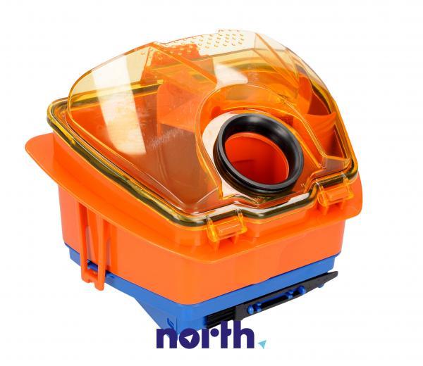 Pojemnik na kurz z separatorem i filtrem hepa do odkurzacza Rowenta RSRT9873,0
