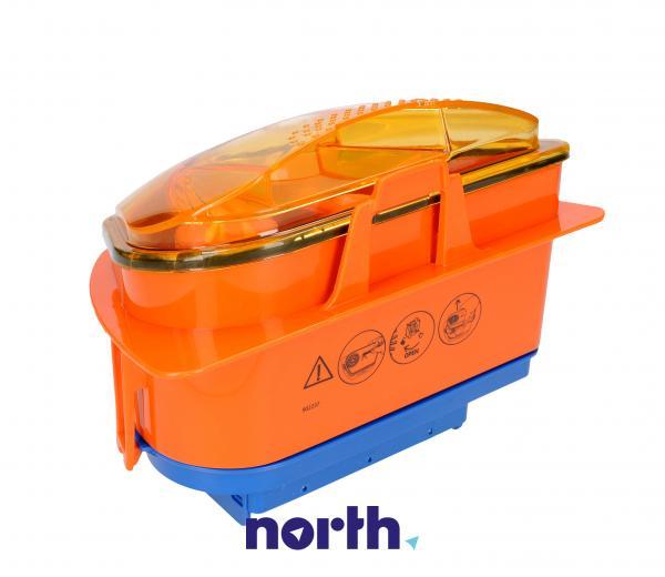 Pojemnik na kurz z separatorem i filtrem hepa do odkurzacza Rowenta RSRT9873,1