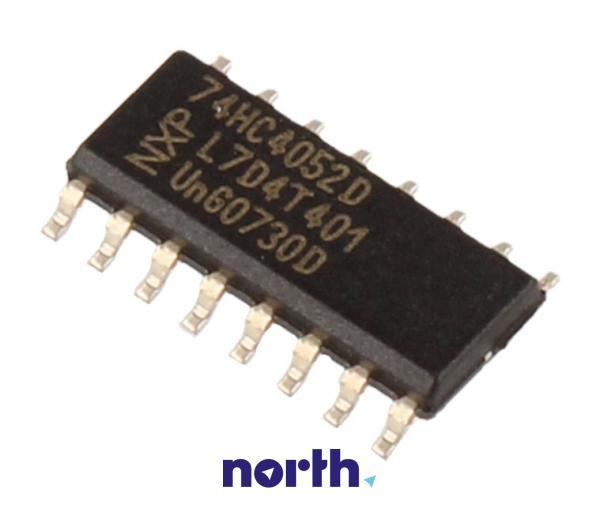 74HC4052D Układ scalony IC,0
