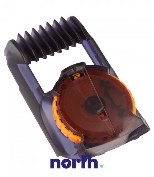 Nasadka grzebieniowa 0.5mm - 15mm do strzyżarki | trymera,1