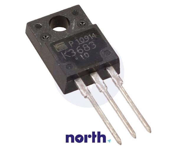 2SK3683-01MR Tranzystor TO-220 (n-channel) 500V 19A 76MHz,0