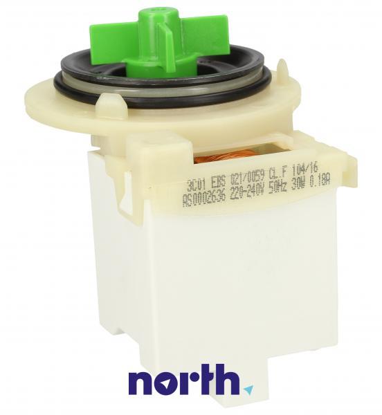 Silnik pompy odpływowej do pralki AS0002631,2