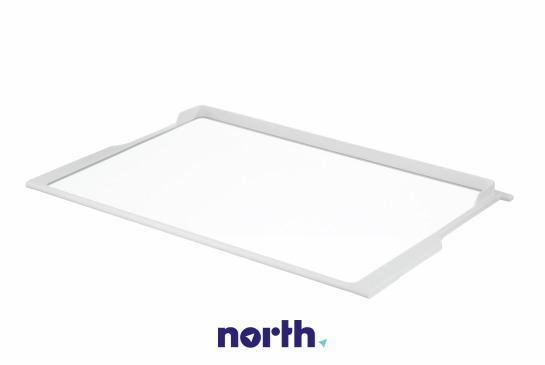 Szyba | Półka szklana kompletna do lodówki 00358767,1