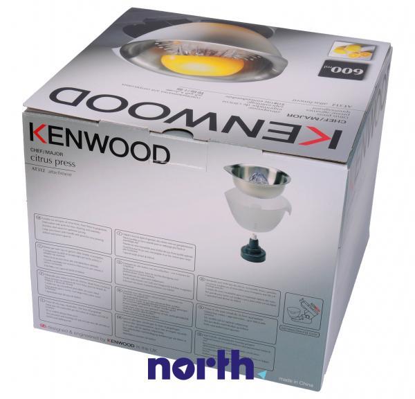 Wyciskarka cytrusów AT312B do robota kuchennego Kenwood AWAT312B01,5