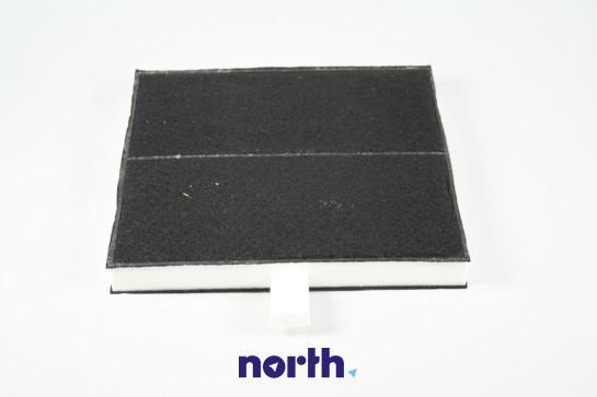 Filtr węglowy DHZ5185 aktywny w obudowie do okapu Siemens 00360732,1