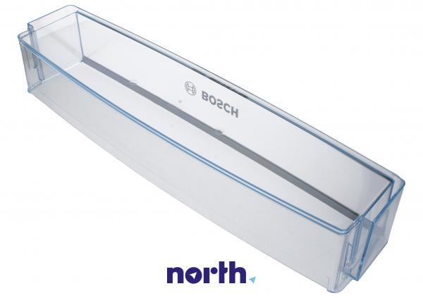 Balkonik | Półka na butelki na drzwi chłodziarki (dolna) do lodówki Siemens 00676695,1