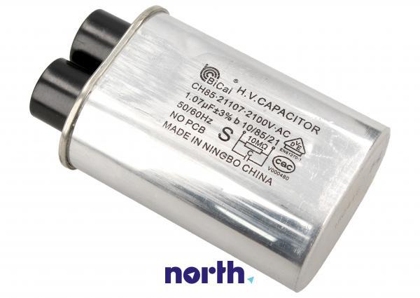 CH85-21107 | 1.07uF | 2100V Kondensator 9197023913 do mikrofalówki,0